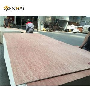 Plywood Board For Wood Packaging Or Pallet Top Deck