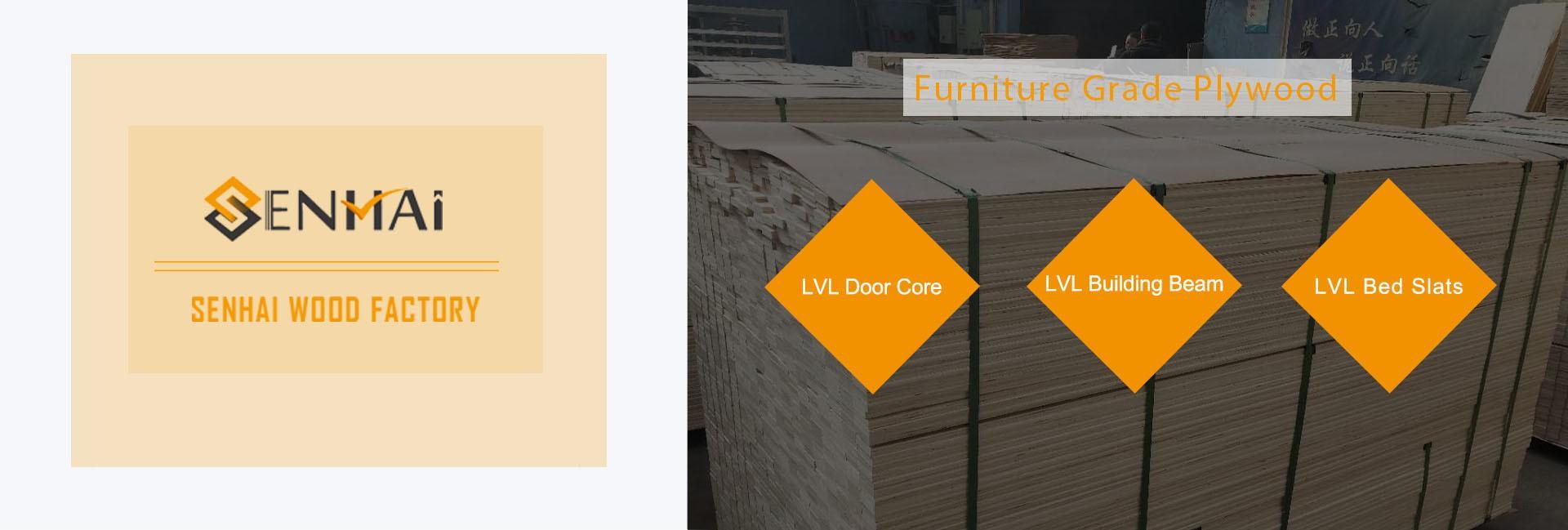 LVL Furniture Frame