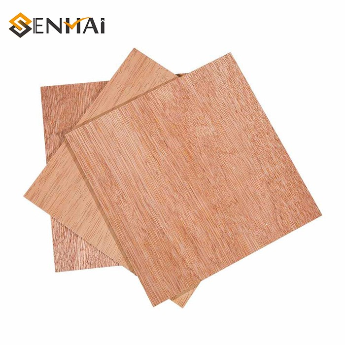 Bintangor Face Plywood For Furniture Or Decorative