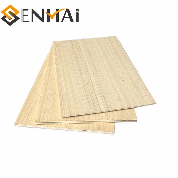 Double Face Okoume Mahogany Commercial Plywood