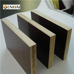 Brown Two Times Hot Presse Film Faced Plywood