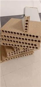 Door core material hollow particleboard