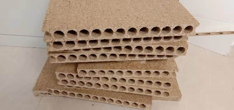 Door core material hollow particleboard Manufacturers, Door core material hollow particleboard Factory, Supply Door core material hollow particleboard