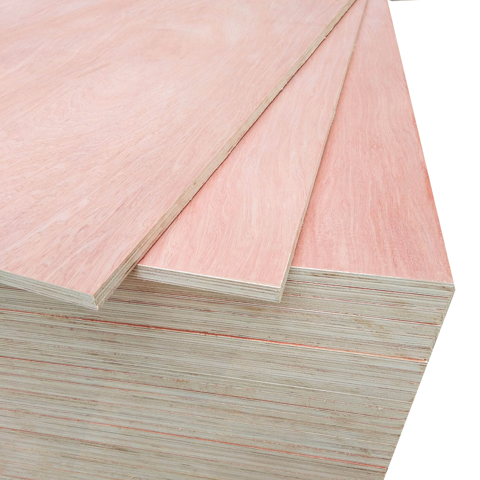 Packaging grade commercial plywood