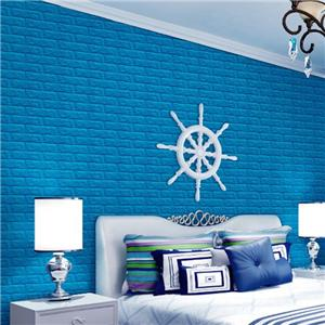 3D Foam Wall Panel Brick Sticker