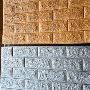 Nhãn dán tường chống cháy 3D cho nhà bếp