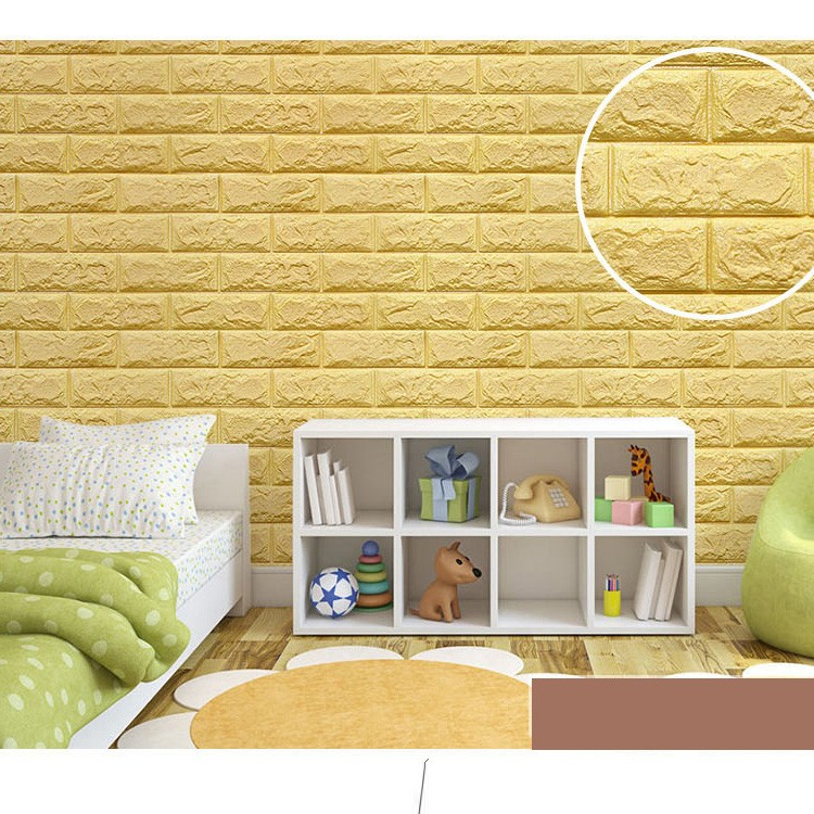 Supply 3D Home Decor Brick Wall Sticker For Nursey, 3D Home Decor Brick Wall Sticker For Nursey Factory, 3D Home Decor Brick Wall Sticker For NurseyPrice