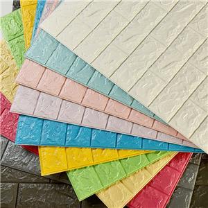 Dễ dàng dán sticker giấy dán tường