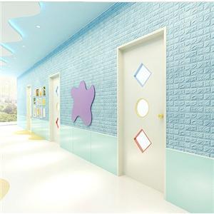 Dán tường chống va chạm Giấy dán tường bảo vệ cho trẻ em