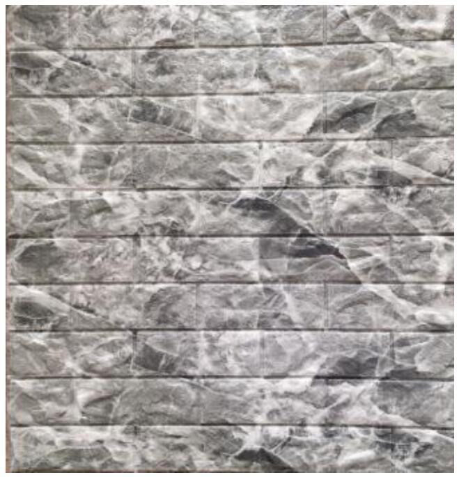 marble grain wall sticker