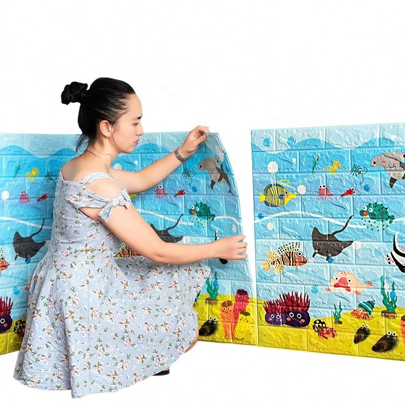 Flexible Wall Sticker For Kindergarten