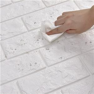 Easy-cleaning 3D PE Foam Wall Sticker