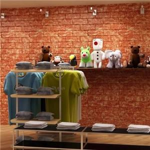 Stone Design Brick Wall Sticker
