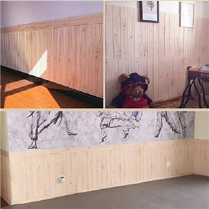 3d Self-adhesive Wood Design Wallpaper Wall Sticker