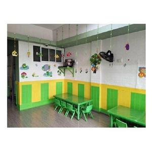 3D DIY Colorful Home kindergarten Decoration Wood Wall Sticker