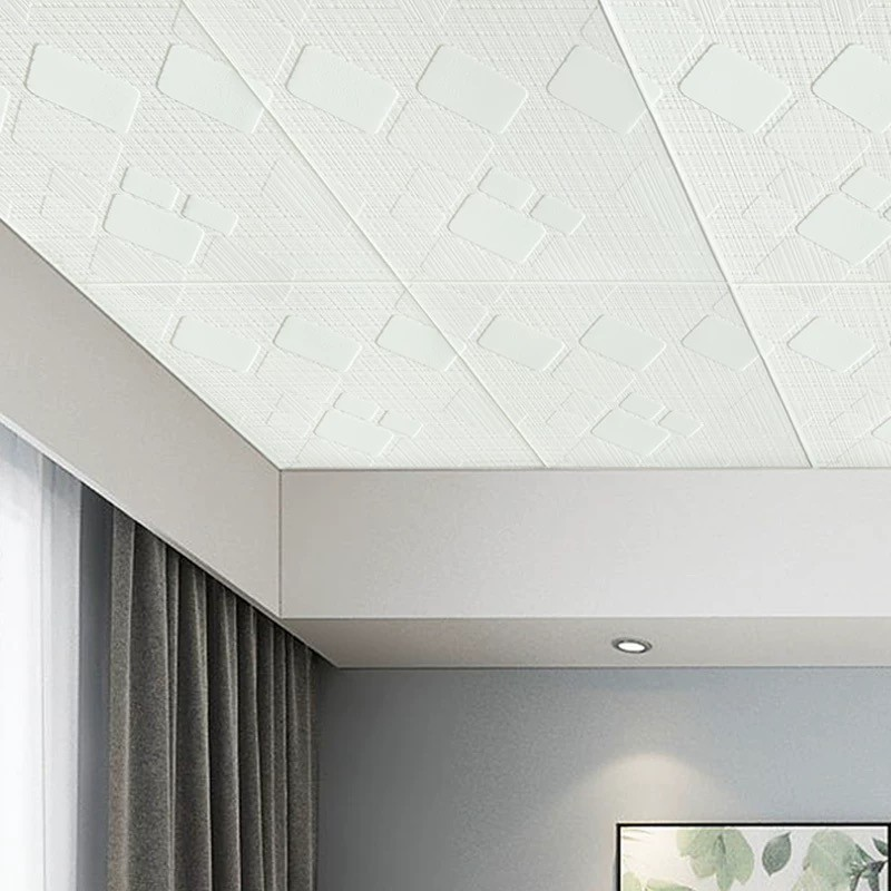 Beautiful XPE Ceiling Wall Paper