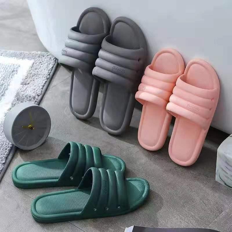 hot selling Anti Slippery cheap rubber slipper Hard Wearing women and men's hotel slippers