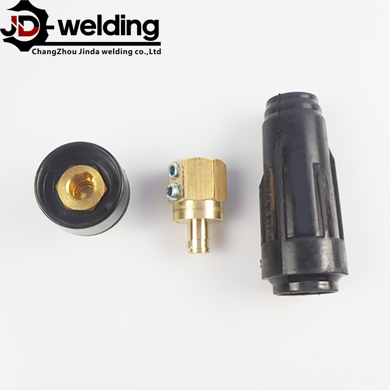 Welding cable connector ,50-120mm2
