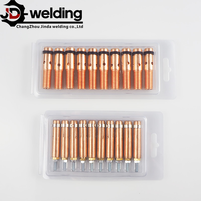 CD Stud Welding Chucks