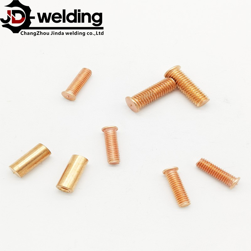 Capacitor discharge studs,PT threaded studs