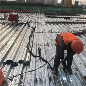 Suzhou Stadium construction project,steel decking