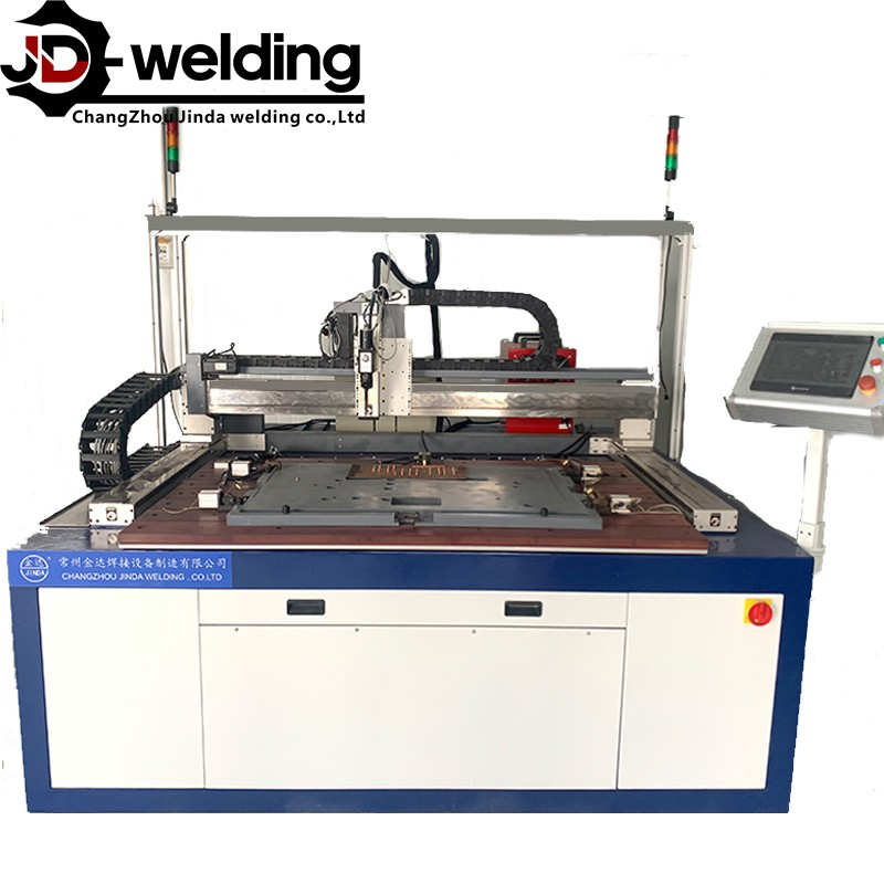 CNC stud welding systems,Fully automated stud welding machine