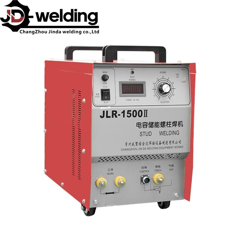 soldador de descarga de condensador