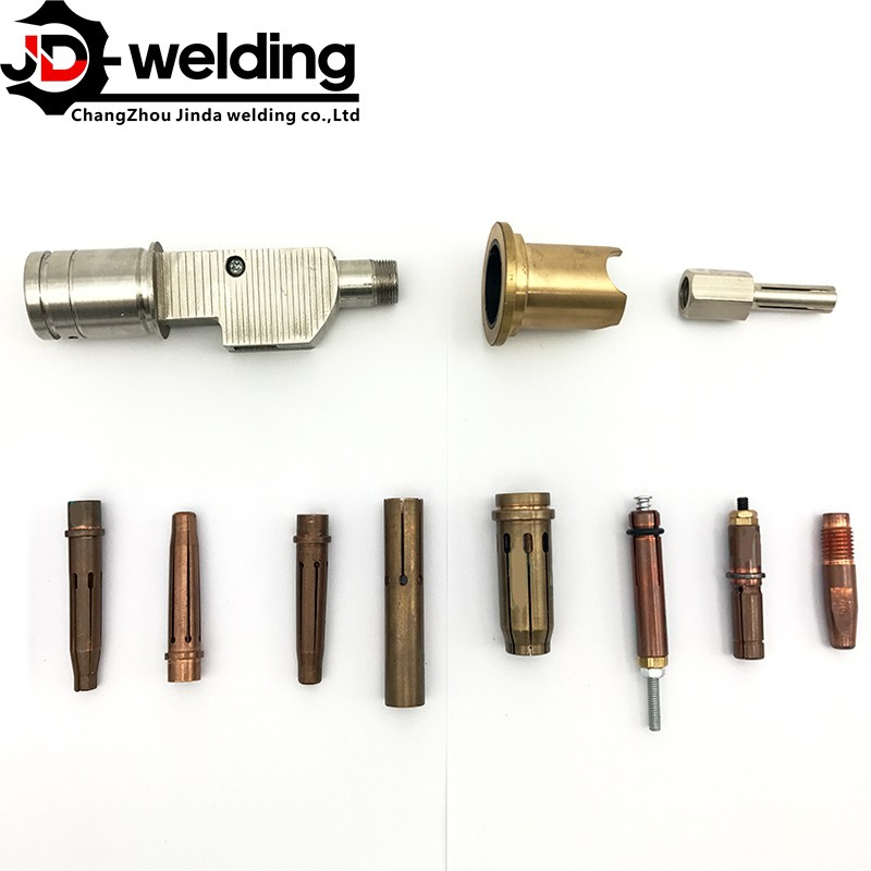 Spare parts for automatic stud welding gun,auto feed chuck