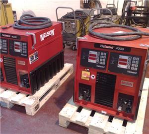 Perbaikan dan perawatan mesin las stud