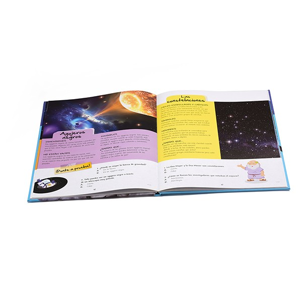 Cheap Sales Hardcover Book Printing wholesale Customized