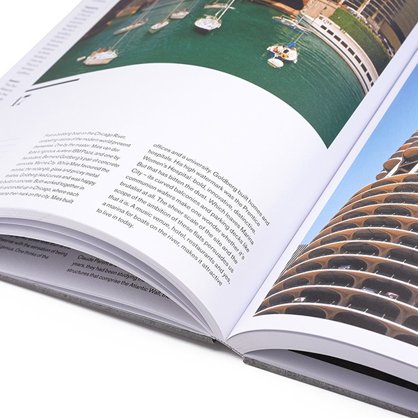 Cheap Sales Case Bound Hardcover Book Printing Service wholesale Customized