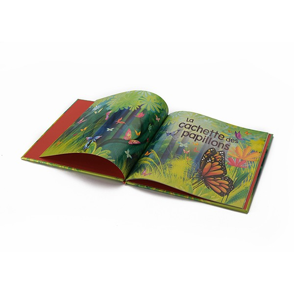 Cheap Sales Hardcover Children Book Printing Service wholesale Customized