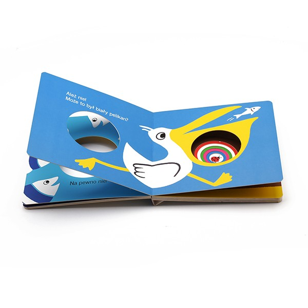 Cheap Sales Children Board Book Printing Service wholesale Customized
