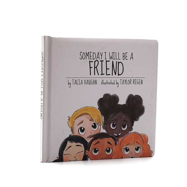 Childrens Hardcover Board Book Printing