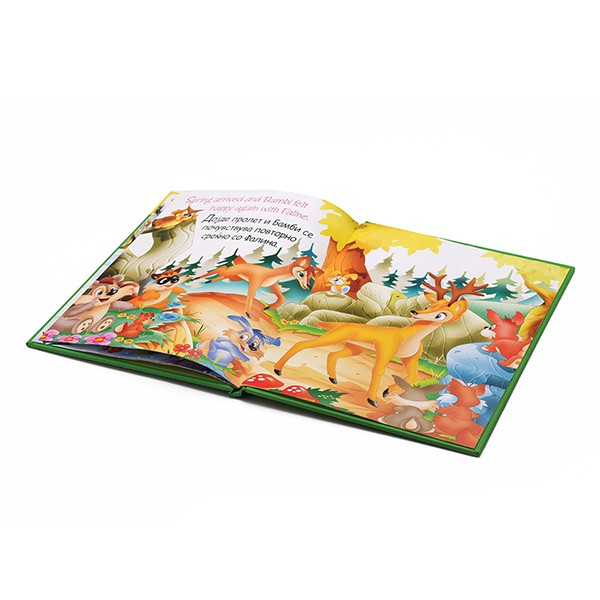 Cheap Sales Child Book Stories Book Printing wholesale Customized