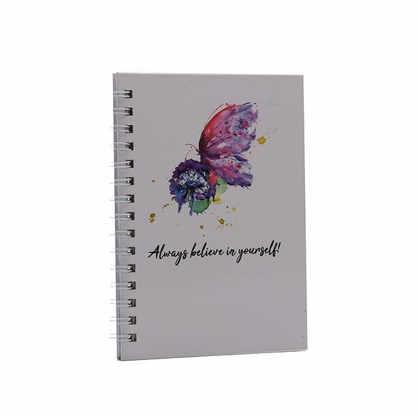 Cheap Sales Spiral Mini Hardcover Notebook wholesale Customized