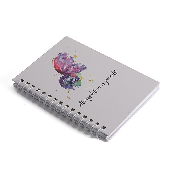 Spiral Mini Hardcover Notebook