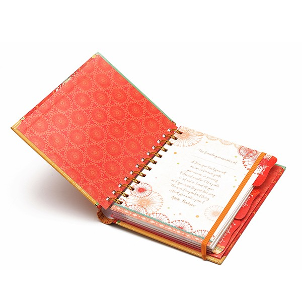 Hard Cover Recycled Student Notebook