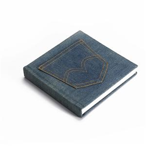Linen Diary Printing Notebook