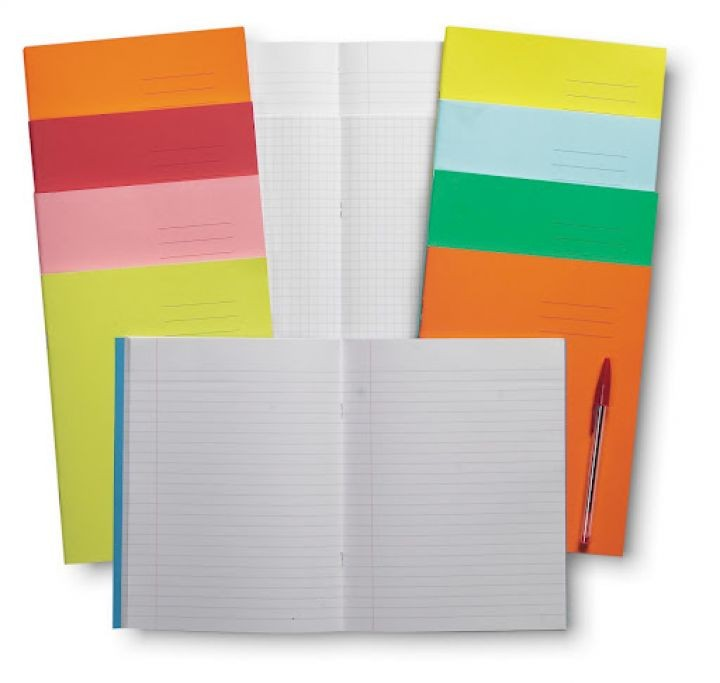 Cheap Sales Print Student Exercise Book wholesale Customized