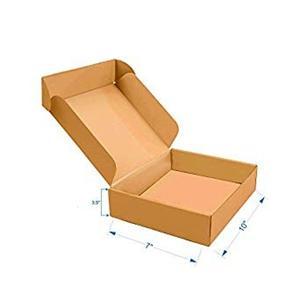 Flat Packing Corrugated Shipping Box Printing