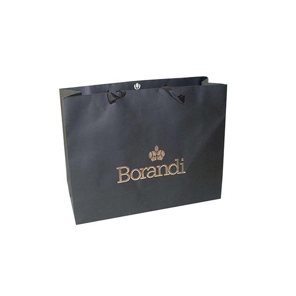 Brown Craft Paper Shopping Bag