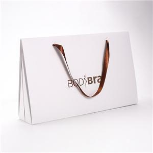 Paper Shopping Gift Paper Bag With Handle
