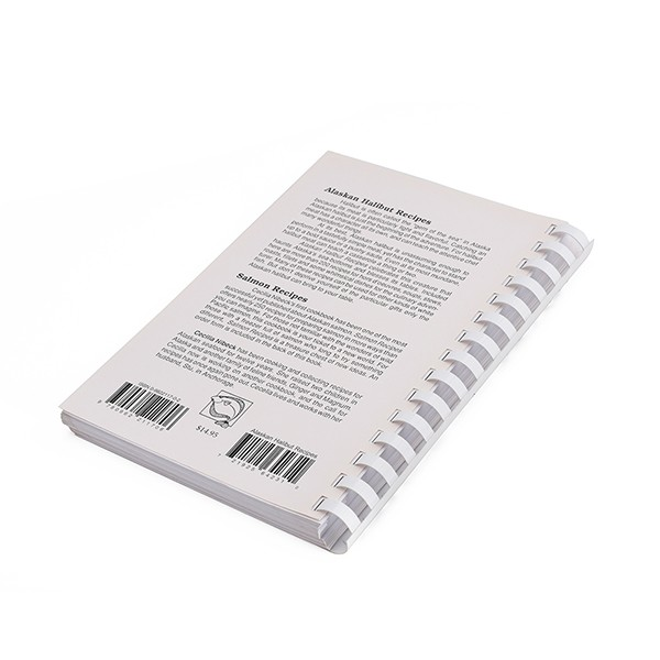 Cheap Sales Softcover Wire-O Binding Book Printing wholesale Customized