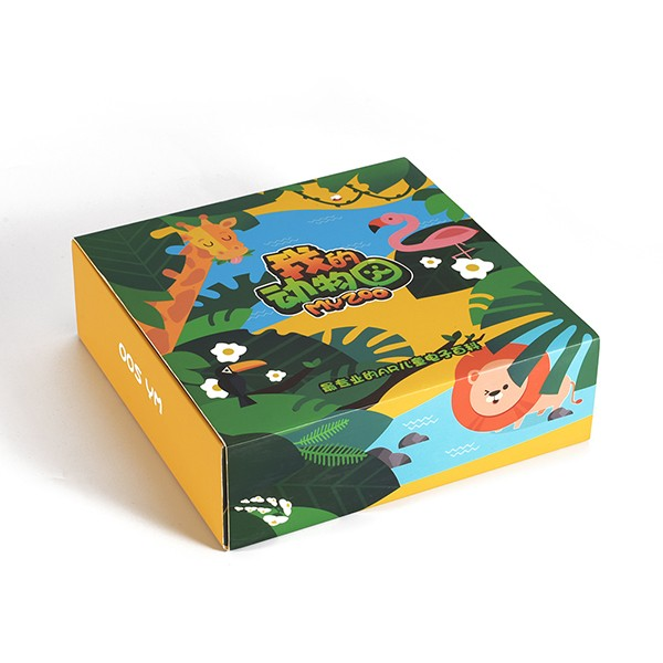 Thick Cardbox Box Printing