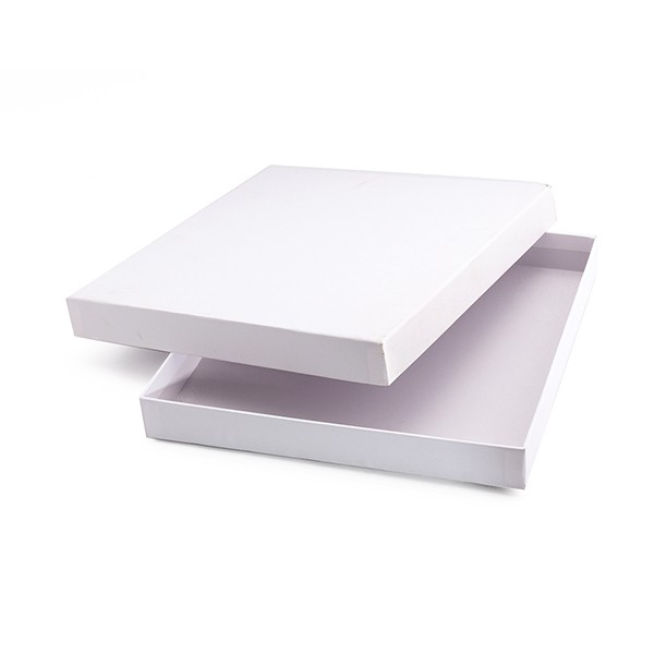 White Paper Gift Card Box Printing