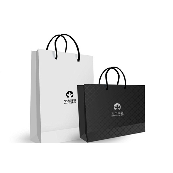 Cheap Sales Printed Printing Gift Paper Bag wholesale Customized