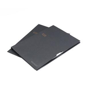 Presentation File Paper Folder