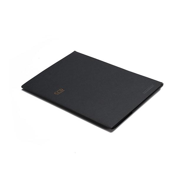Cheap Sales Presentation File Paper Folder wholesale Customized