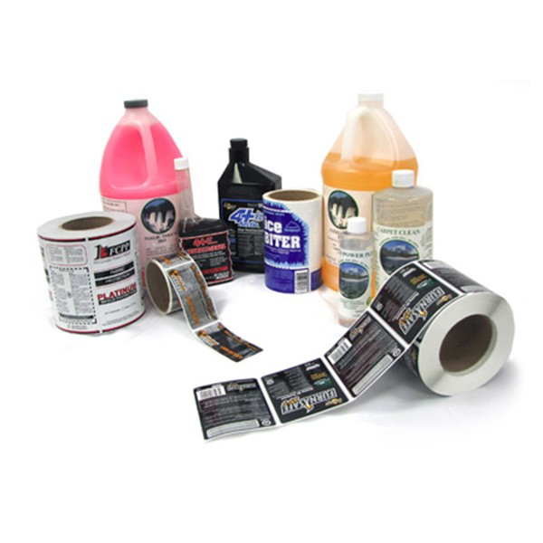 Paper Sticker Label Printing